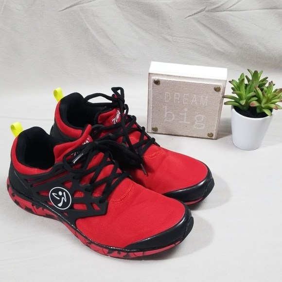 Zumba Fitness Fly Fusion Athletic Shoes